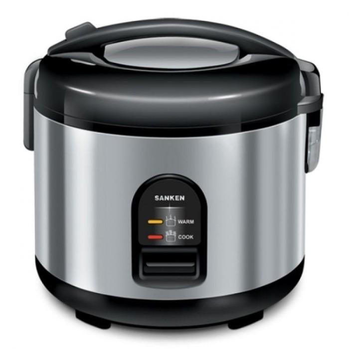 harga Sanken Magic Com Rice Cooker 1.2 Liter Stainless Sj150sp - Sj 150 Sp Tokopedia.com