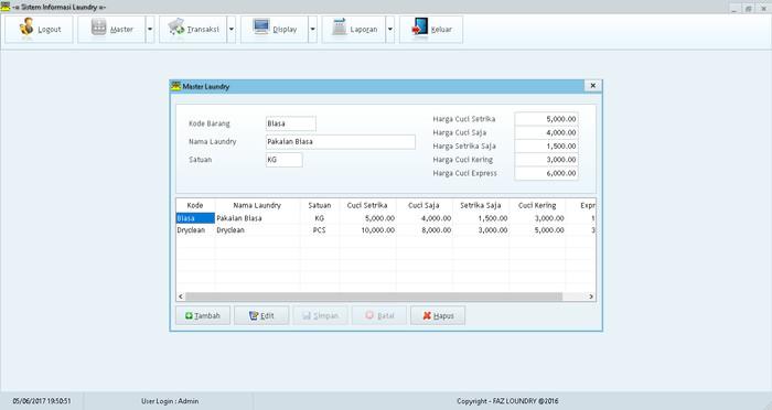 Foto Produk Software Laundry Oryst dari Oryst Software