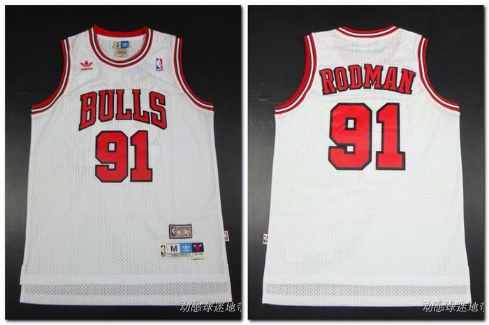 official photos 04f5b c2945 Jual Promo Jersey Basket Classic NBA Dennis Rodman Chicago bulls Lakers imp  - NBA store | Tokopedia