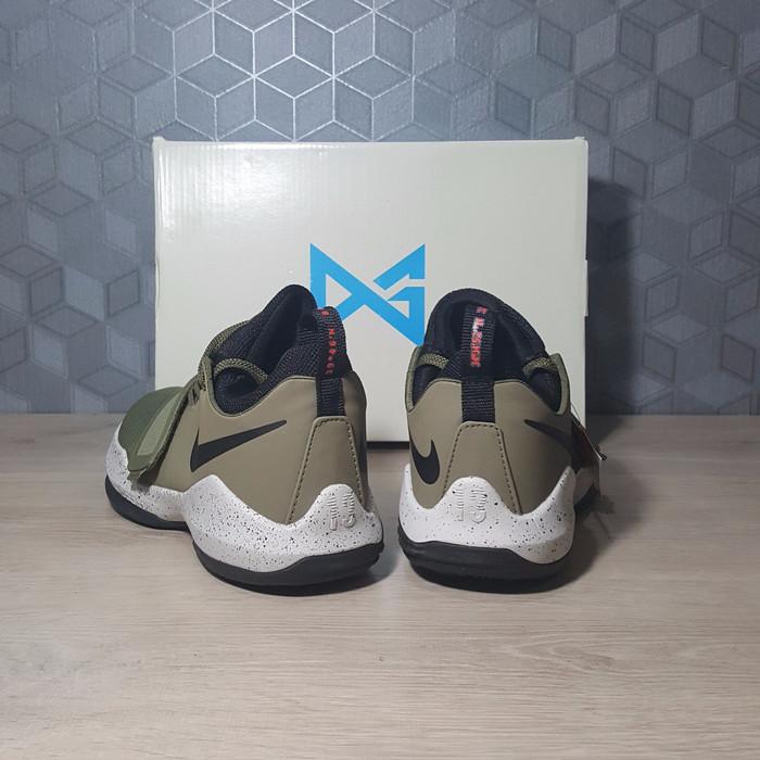 b8c45c2b2f Promo Sepatu Basket Nike PG 1 (Paul George 1) - Undefeated - Olive Exc