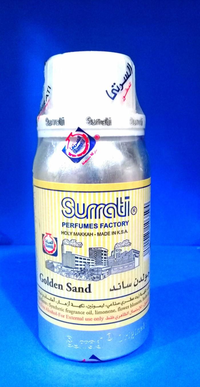 harga Bibit/biang|parfume golden sand 100ml|surrati Tokopedia.com
