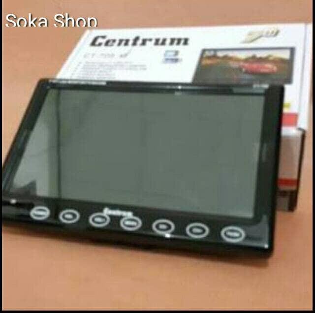 harga Tv monitor 7  tft led centrum ct707 polos tanpa usb&memory Tokopedia.com