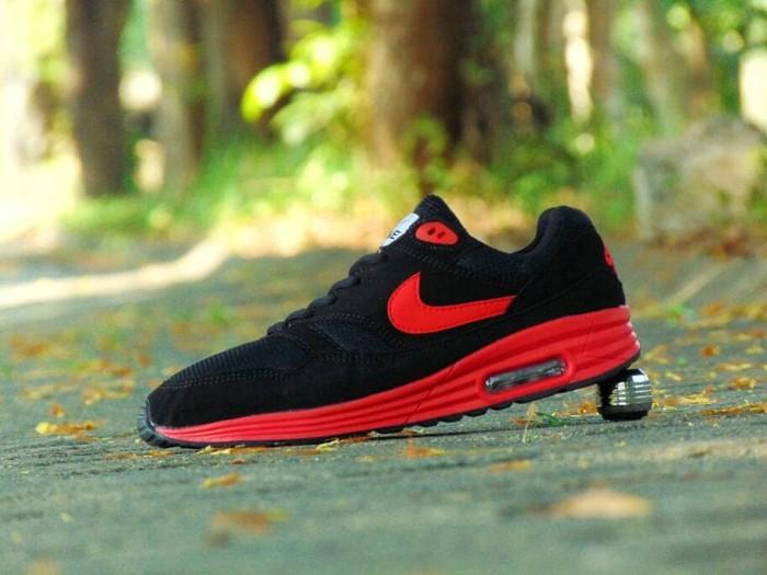 harga Sepatu sport nike airmax zero import   merah hitam   kets pria wanita  Tokopedia. 2e5fdd37d3