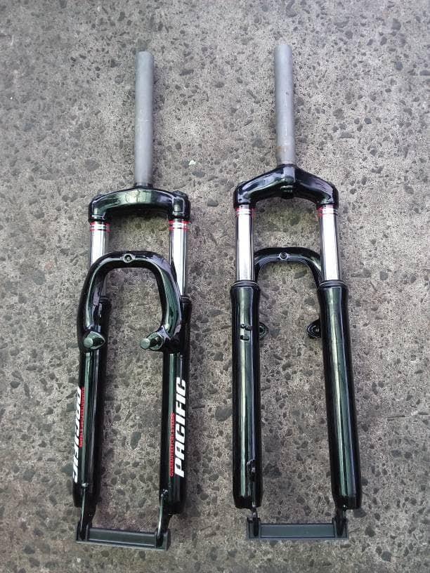 harga Fork Sepeda Mtb 26 Pacific Susp Tokopedia.com