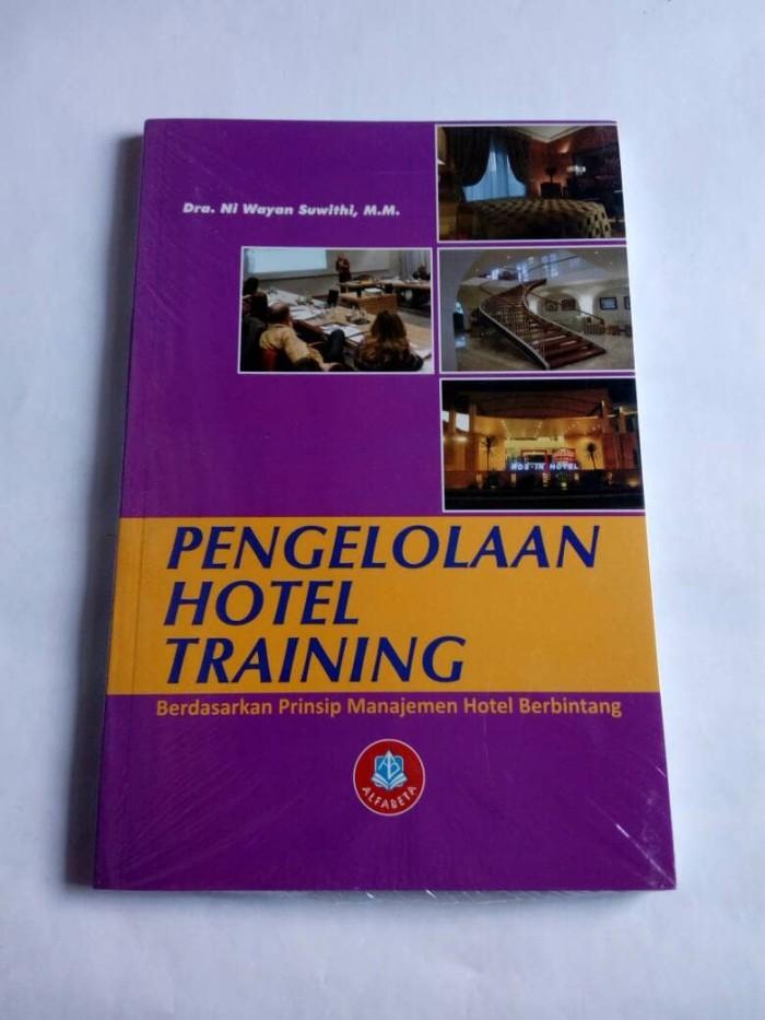 harga Pengelolaan hotel training Tokopedia.com