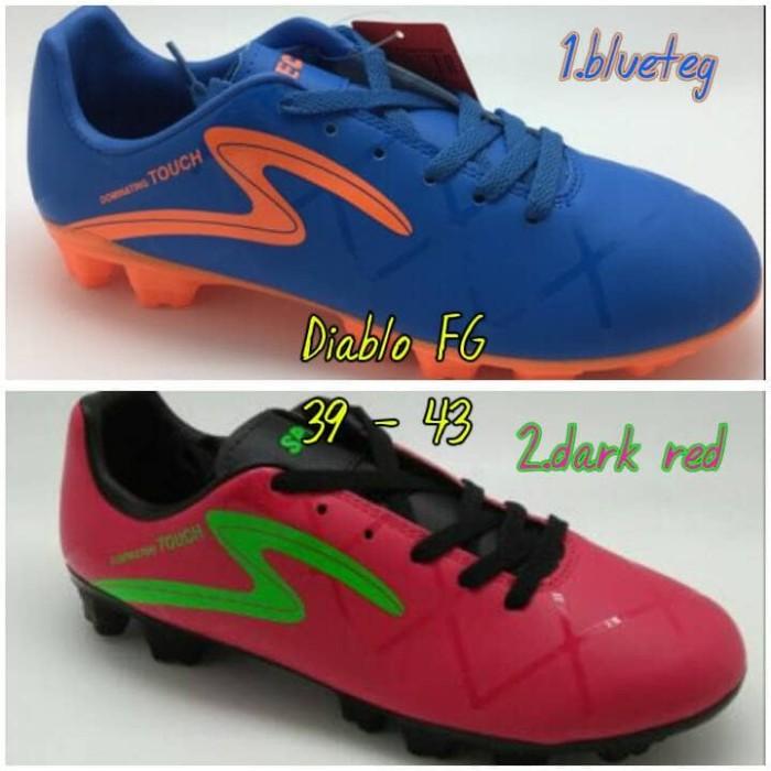 harga Sepatu bola specs diablo fg murah original 100% asli Tokopedia.com