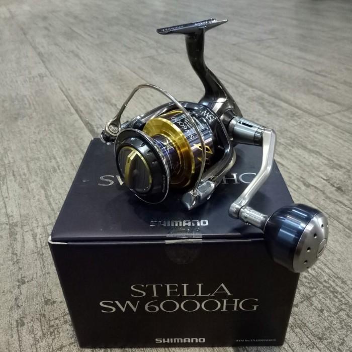 harga Reel pancing shimano stella 13 sw 6000 hg 14+1 bb Tokopedia.com