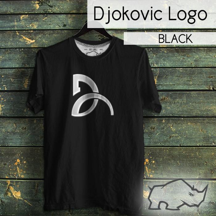 harga Tshirt / kaos tenis novak djokovic logo tennis ball Tokopedia.com