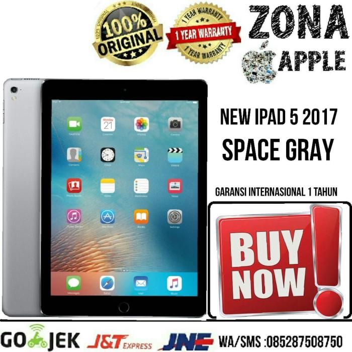 harga [promo ] new ipad 5 9.7 ich 2017 4g lte 128gb -space gray Tokopedia.com