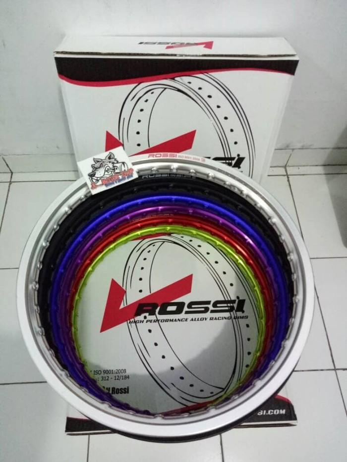 harga Sepasang velg rossi 140 ring 17 Tokopedia.com