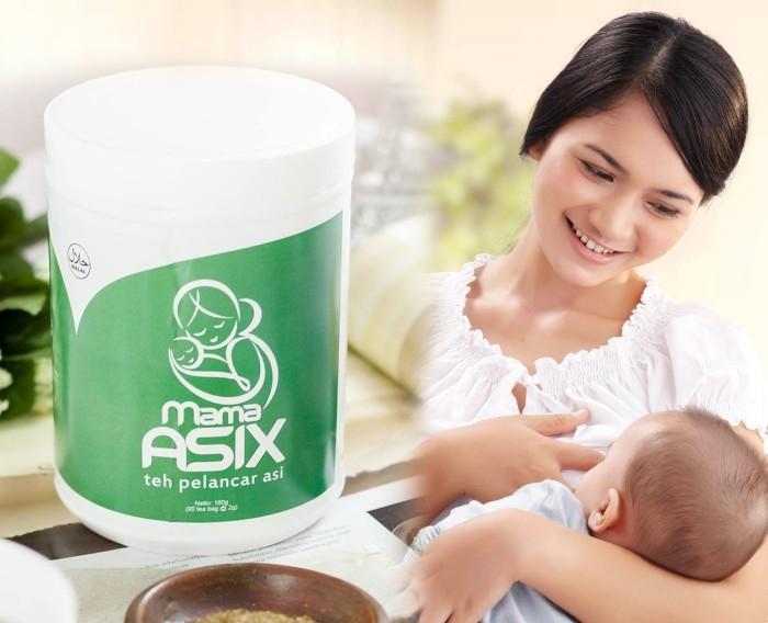 Foto Produk Mama Asix Teh Pelancar Lancar Asi Booster Tea Mama Asix Teh Kantong dari BELFASHOP