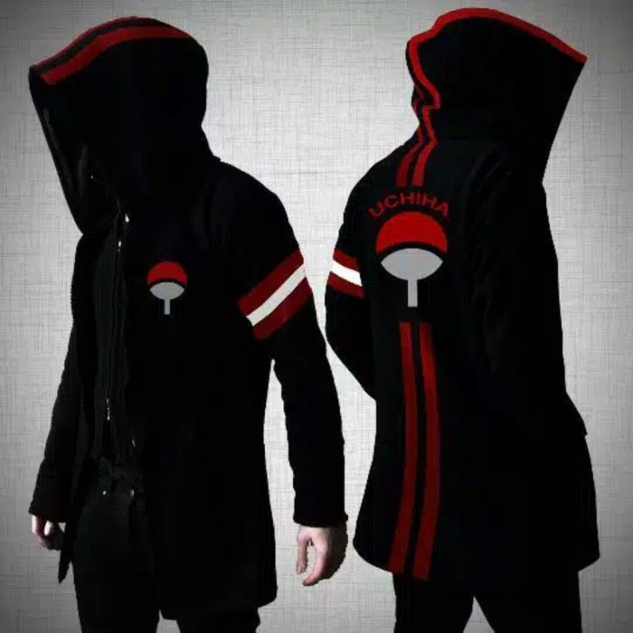 harga Jaket jubah uchiha Tokopedia.com