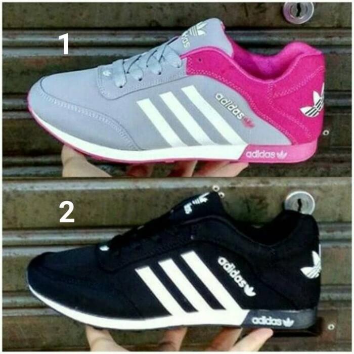 72ef24e6632fa ... sweden sepatu adidas neo classic cewek cewe woman women run running  casual 07a07 8b1ab