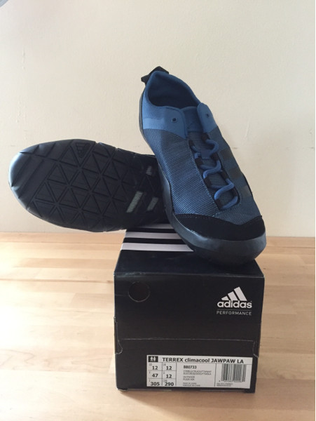 harga Adidas terrex jawpaw sepatu gunung hiking climbing size 46 47 ukuran Tokopedia.com