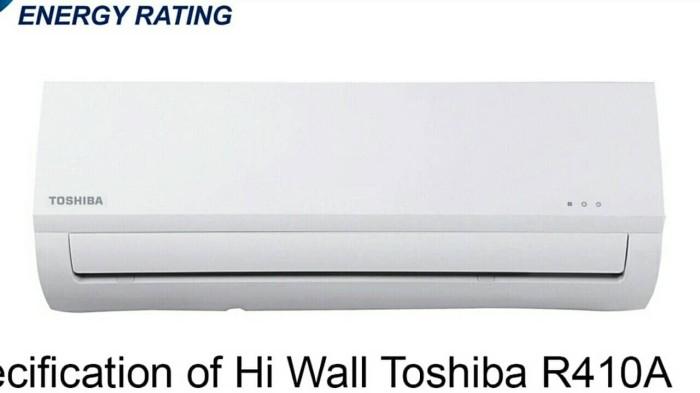 AC Toshiba 1pk Type RAS 09SBKS ID