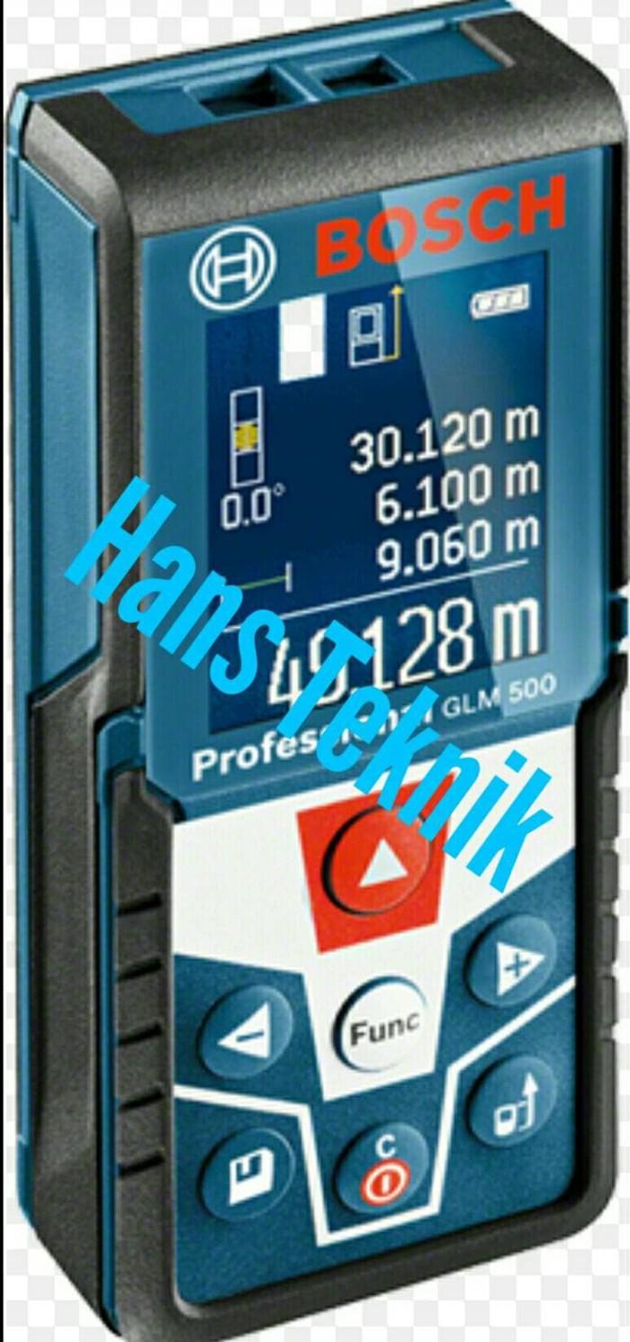 Jual Bosch Glm500 Laser Penganti Glm 50 Meter Alat Ukur Jarak Digital Distance Pengukur 100 M 500 Murah
