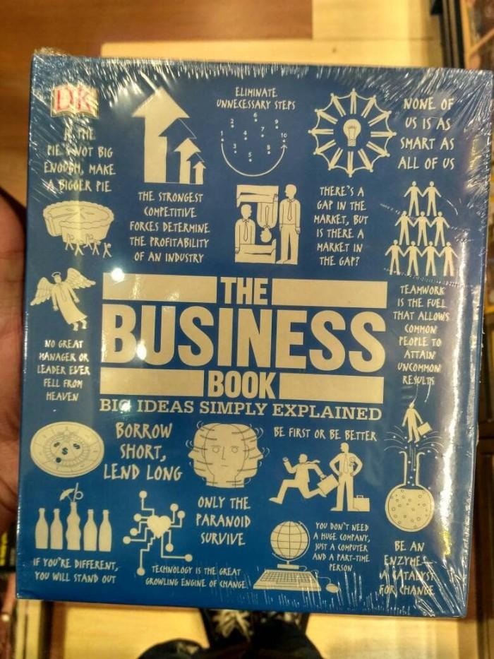 Foto Produk the business book dari Calm Bookstore
