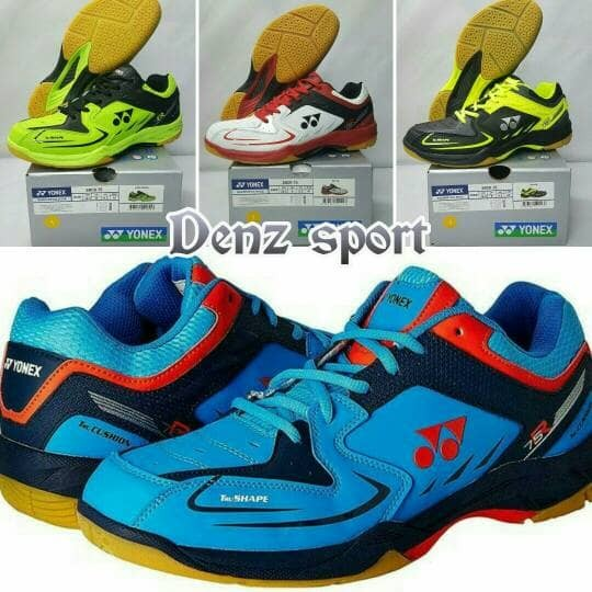 Jual sepatu badminton Yonex SRCR 75 ORIGINAL SUNRISE - Denz sport ... 7e63120af0