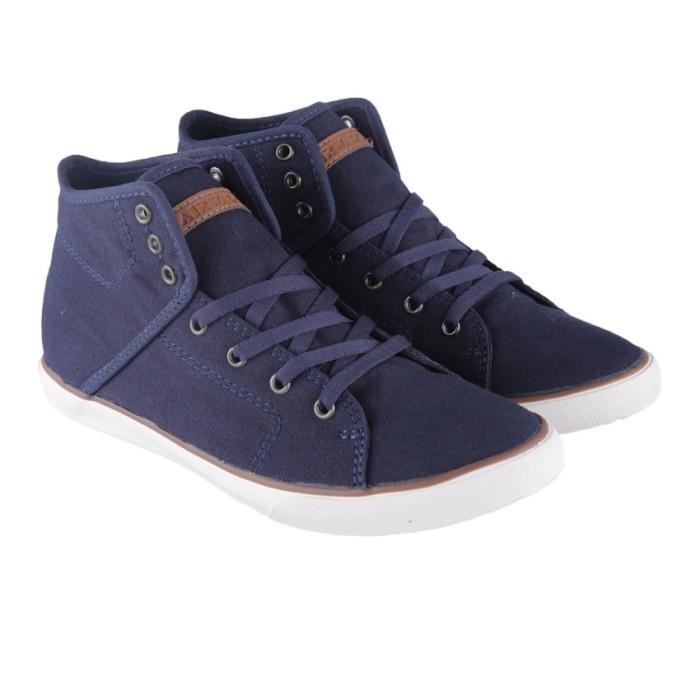 Laris Airwalk Jamie Sepatu Sneakers - Navy
