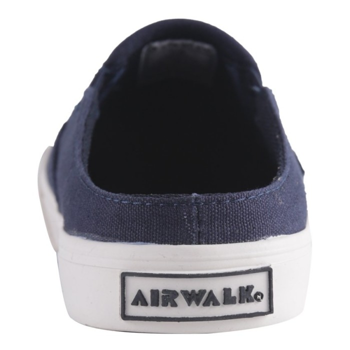 Laris Airwalk Jw-Mules Sneakers Wanita - Navy