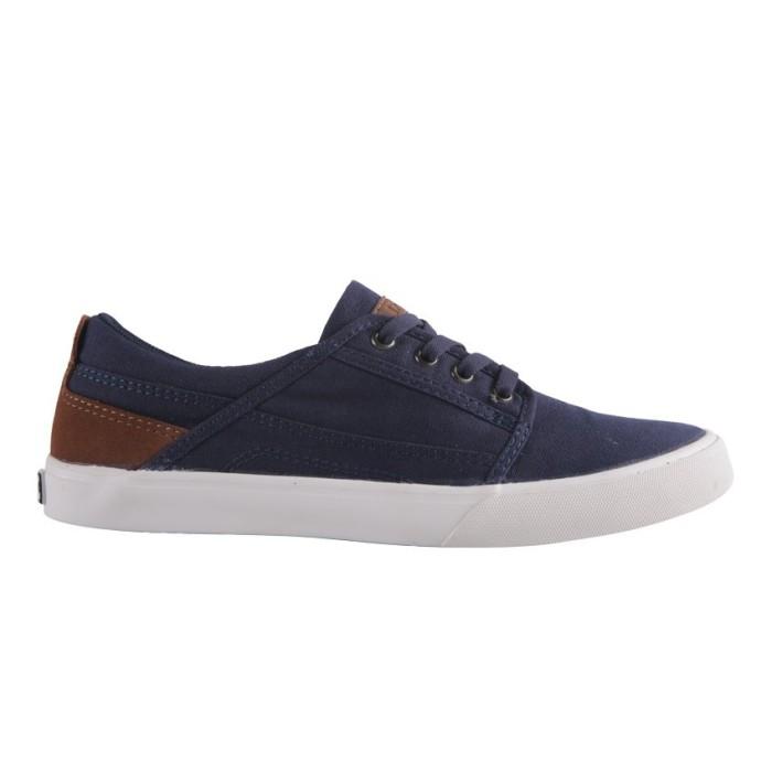 Laris Airwalk Jason Sneakers Pria - Navy