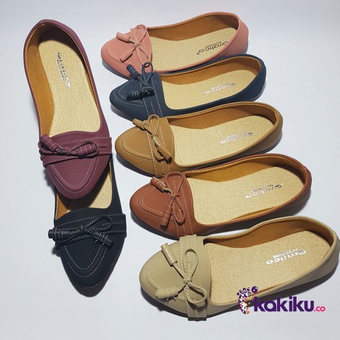 Sepatu Flat Shoes Flatshoes Wanita Gratica AW08 All Colour Murah