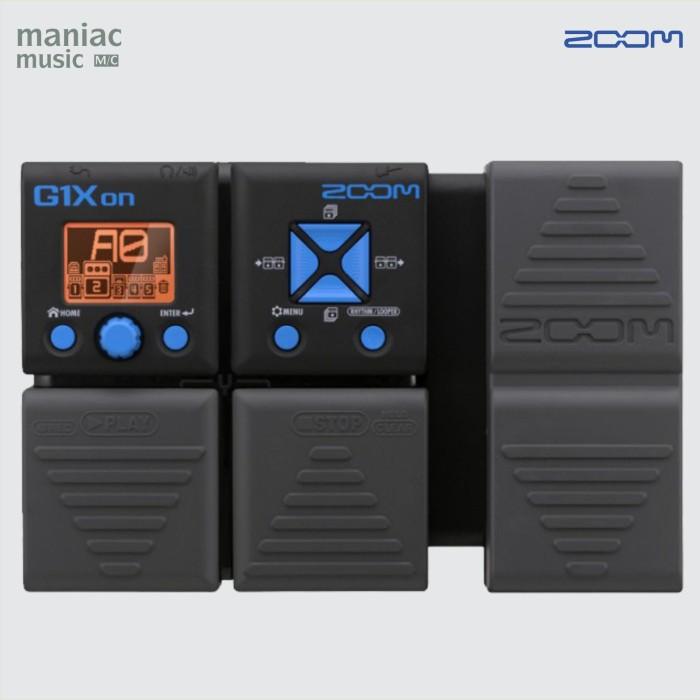 harga Zoom g1xon (efek gitar multi digital pedal stompbox modeler usb) Tokopedia.com