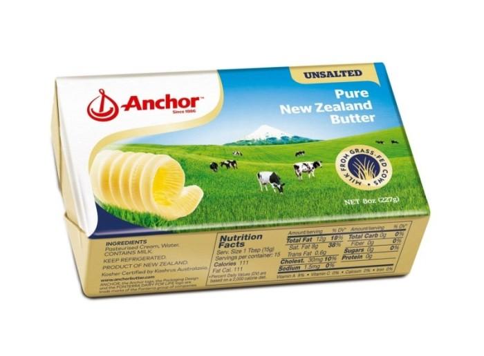 harga Anchor unsalted butter 220gr Tokopedia.com