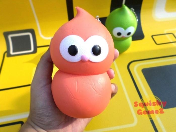 Squishy Bakpao : Harga Squishy Pink Owl Squishy Burung Hantu Pink Jumbo 15cm Soft Slow Rising With Packaging ...