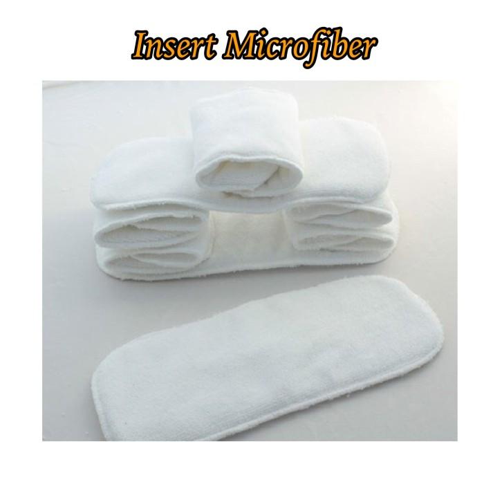 harga Insert microfiber - cloth diaper babyland Tokopedia.com
