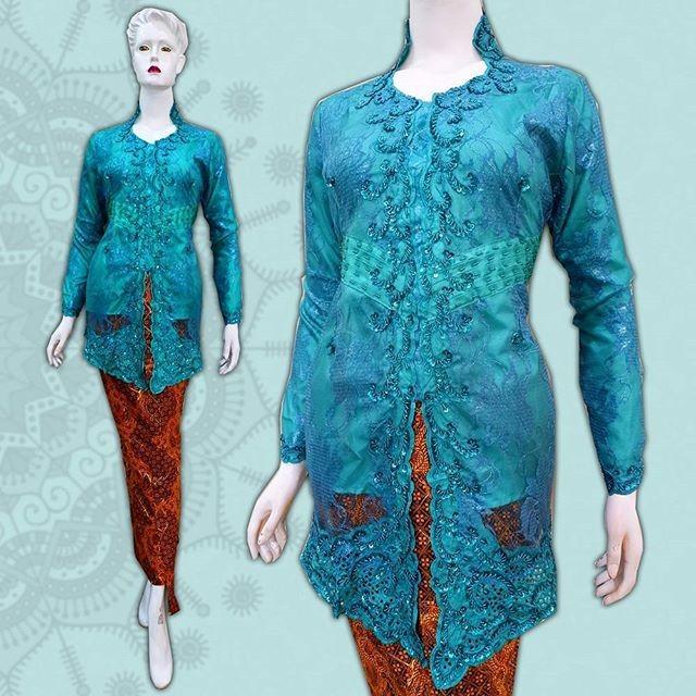 Jual Model Kebaya Ibu Ibu Baju Kebaya Ibu Grosir Kebaya Murah Kota Surakarta Kebaya Modern Murah Tokopedia