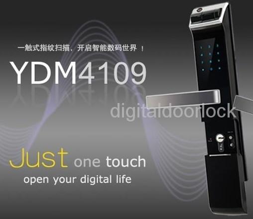harga Kunci digital fingerprint / biometric digital doorlock ydm4109 Tokopedia.com
