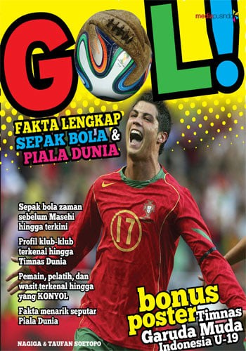 harga Buku gol fakta lengkap sepak bola & piala dunia + poster Tokopedia.com