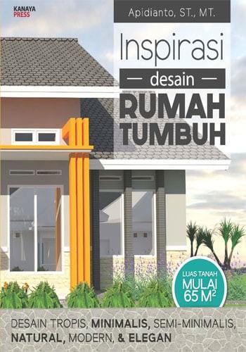 Buku Inspirasi Desain Rumah Tumbuh & Jual Buku Inspirasi Desain Rumah Tumbuh - toko trubus.id | Tokopedia