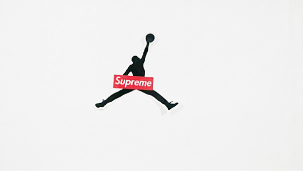 regarder ffc01 23b2e Jual STICKER SUPREME x AIR JORDAN LOGO - Kota Bekasi - Pop Culture Stuff |  Tokopedia