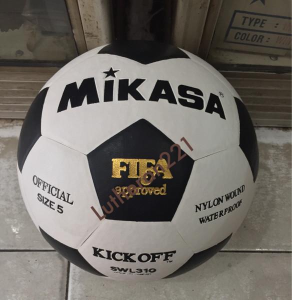 harga Bola sepak mikasa kick-off size 5 Tokopedia.com