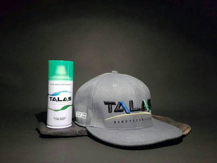 Talas water repellent - spray anti air untuk sneakers ...