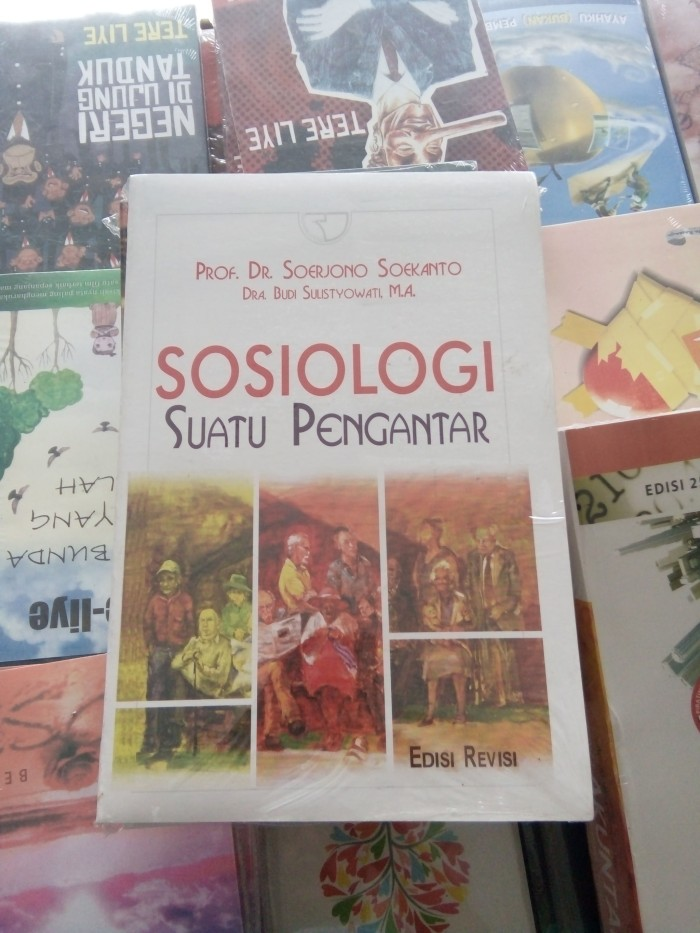 download ebook sosiologi suatu pengantar soerjono soekanto