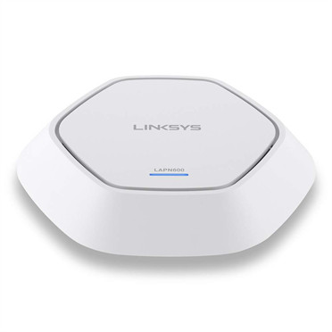 harga Linksys lapn600-ap business access point wireless dual band n600 w/poe Tokopedia.com