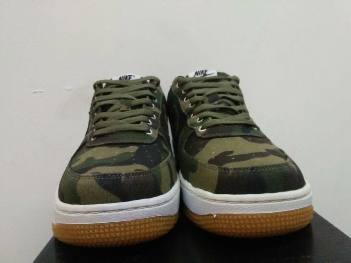 new style 24a97 88162 NIKE AIR FORCE 1 LOW SUPREME ARMY
