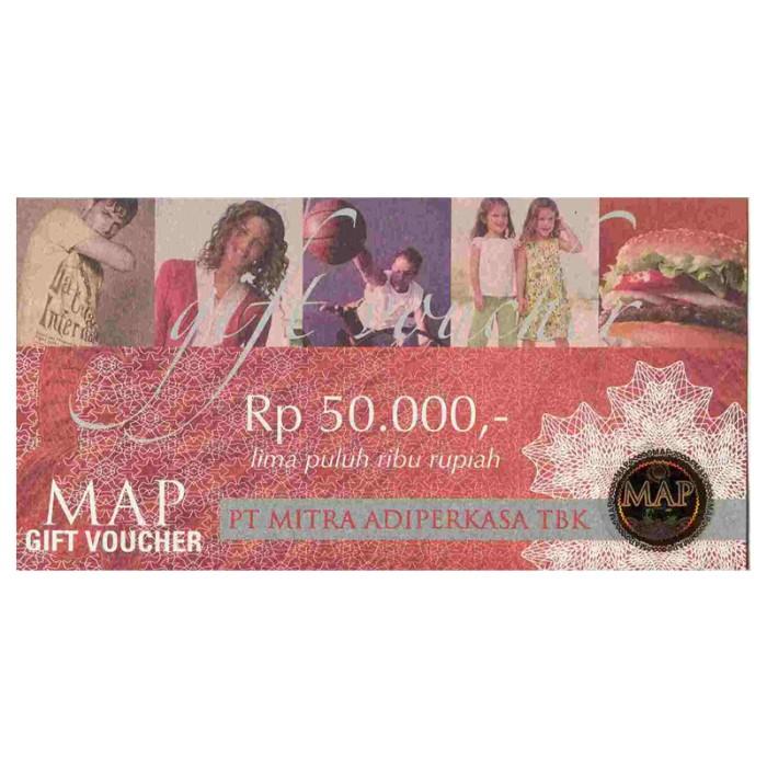 ... 20 Lembar Voucher Mitra Adi Perkasa Map 100000 Daftar Harga Source harga Map Gift Voucher