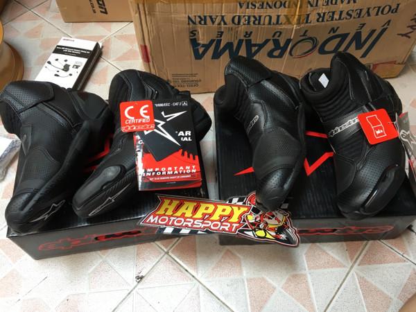 harga Sepatu alpinestar asli italy smx1r 2017 porifatedsz40 41 42 43 44 4546 Tokopedia.com
