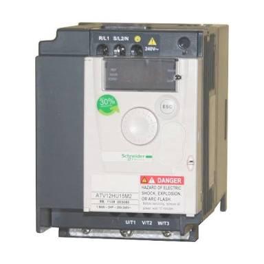 harga Vsd inverter motor 1phase 220vac 2hp 15kw atv12hu15m2 schneider Tokopedia.com