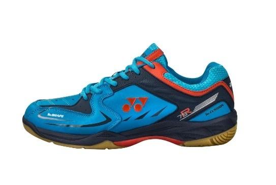Jual Sepatu Badminton Yonex SRCR 75 R BLUE Original - Dakota-5 ... f962719305