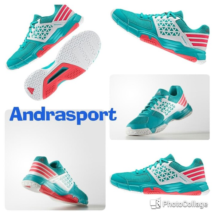 harga Sepatu bulutangkis/sepatu badminton#adidas adizerof4(af48)ori/asli Tokopedia.com