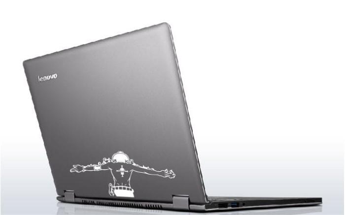 "Grenade Funny Vinyl Decal Sticker Car Window bumper laptop tablet netbook 12/"""
