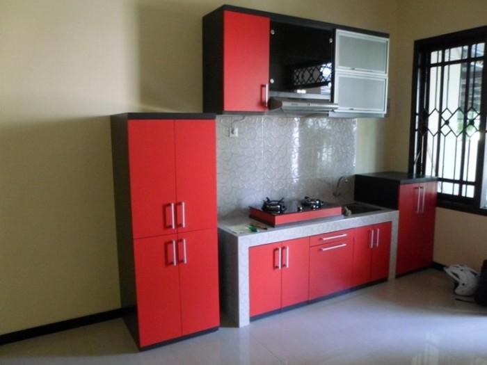 Jual Kitchen Set Bawah Cor Beton Furniture Semarang Cv