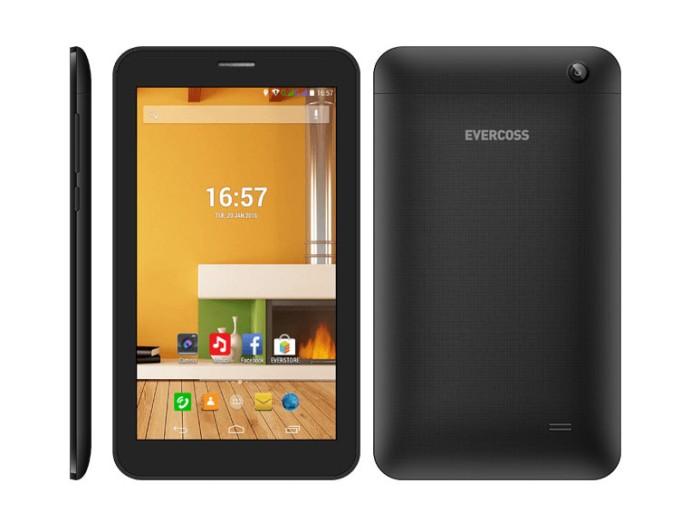 harga Evercoss at1d new tablet 7'' ram 512mb rom 4gb dual sim Tokopedia.com