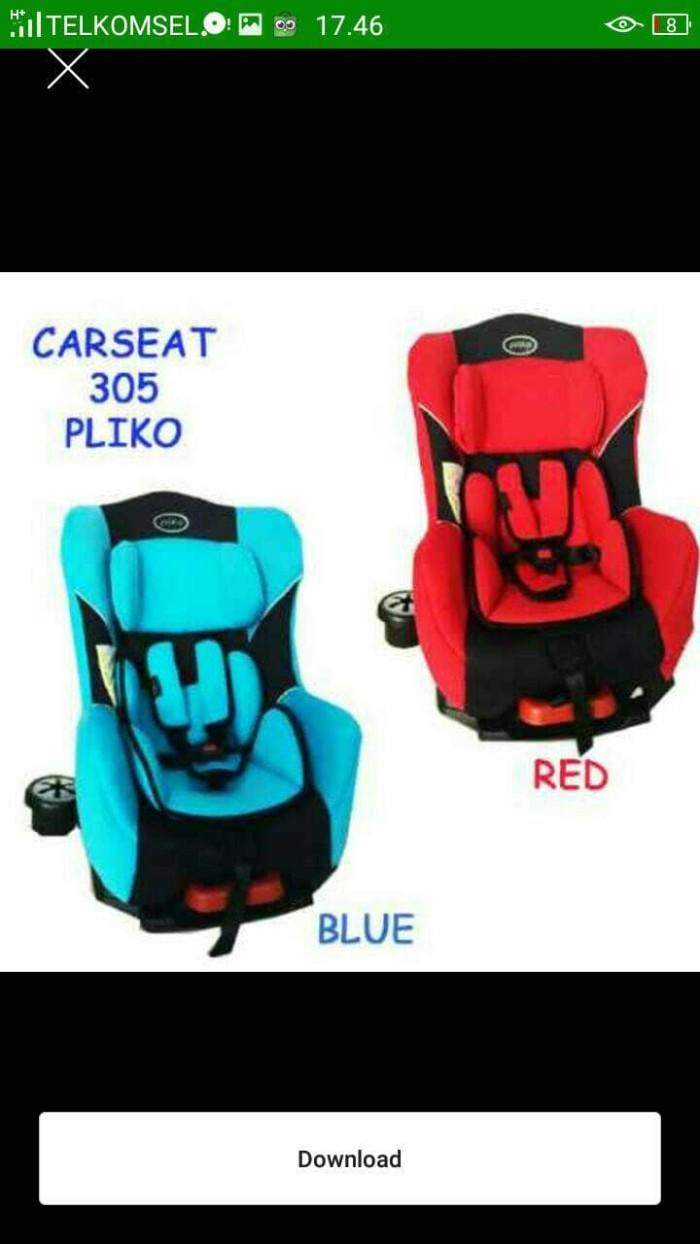 Jual Car Seat Pliko 305 KHUSUS GOSEND/GOJEK - Kota Depok ...