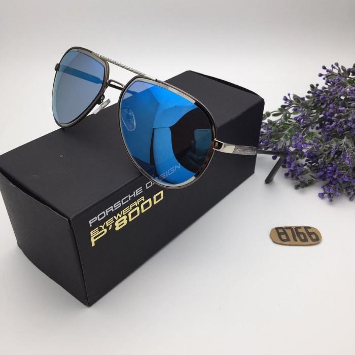 Kacamata porsche design pd 8766 blue kacamata pria murah gaya fashion 1ae73ac9a3